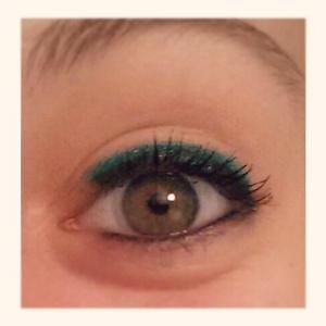 2 Eyeliner - turquoise
