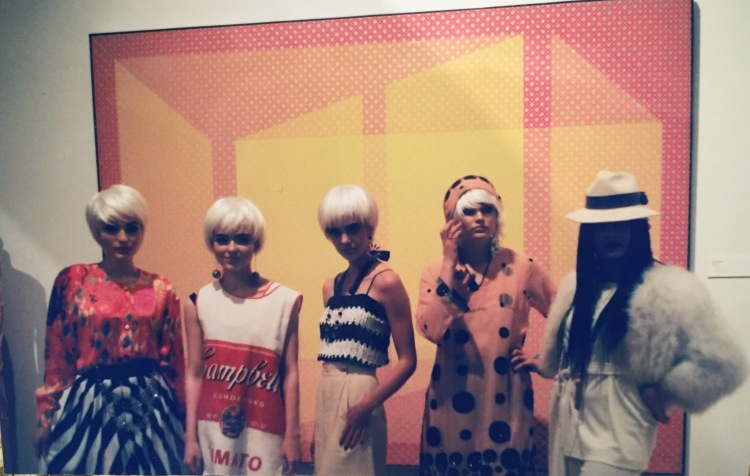 Warhol girls