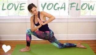 Adriene yoga (pic 3)