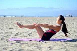 Cassie - pilates (pic 2)