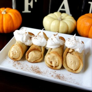 9-pumpkin pie cannoli