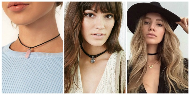 Put a choker on it // Photo retrieved from The Fashion Tag