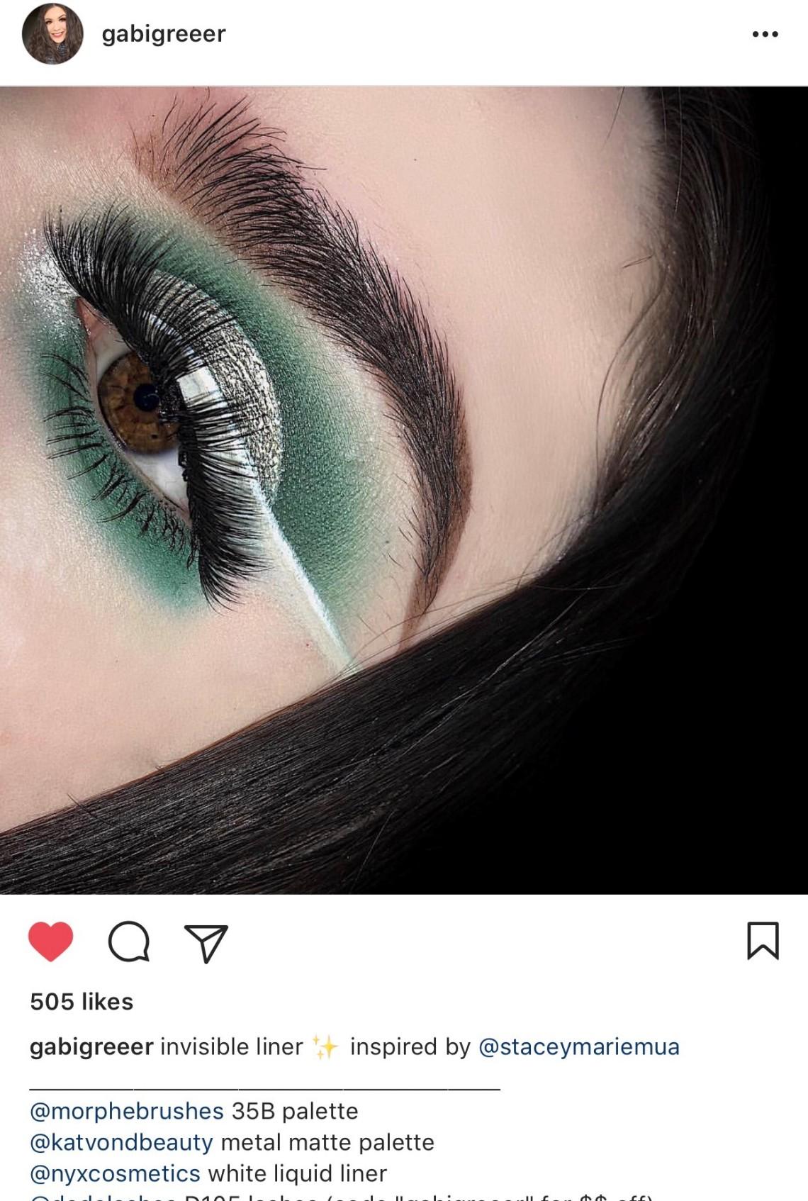 Makeup Instagrams 1