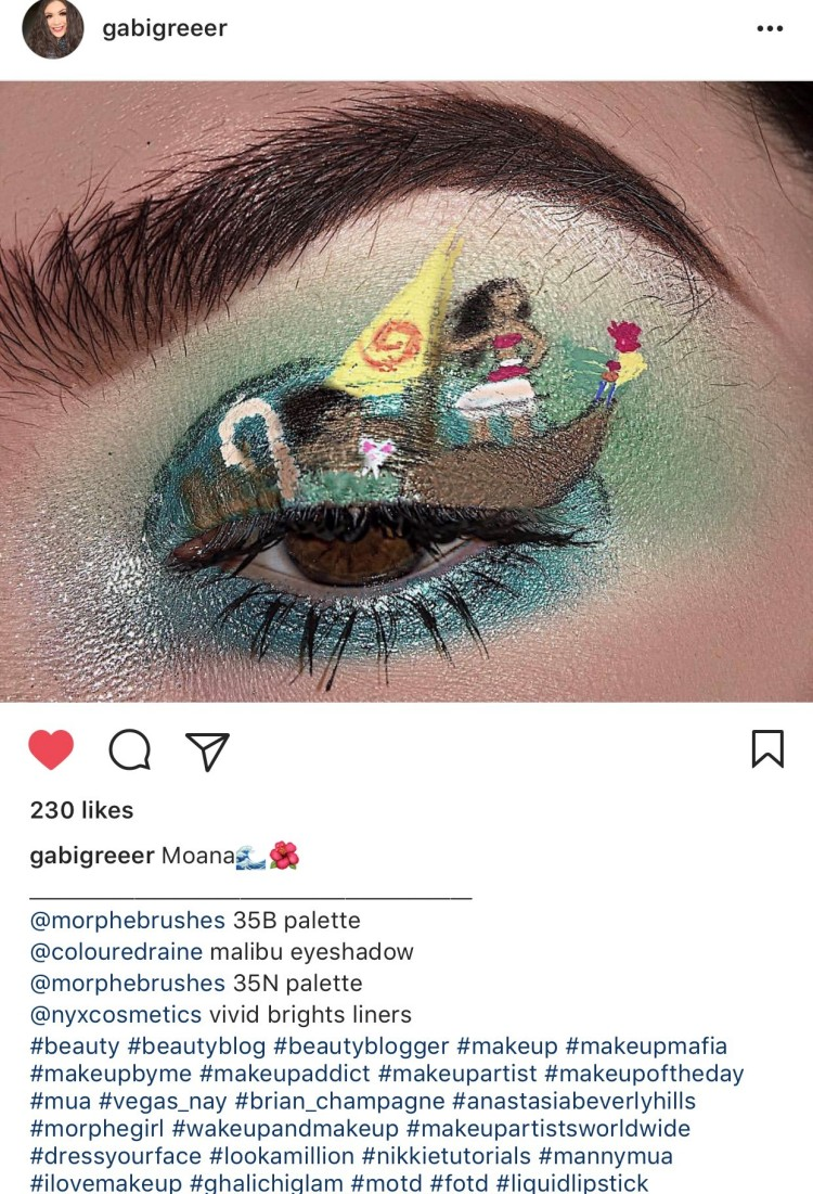 Makeup Instagrams 2