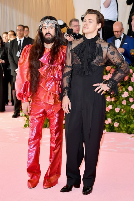 Harry Styles and Alessandro Michele Met Gala 2019 1.jpg